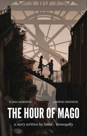 The Hour Of Mago by danukiyo