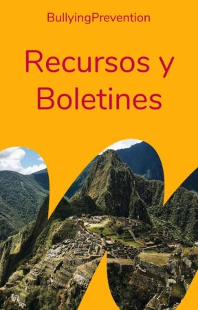 Recursos y Boletines by BullyingPrevention