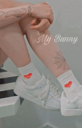 My bunny by Dilf-harry