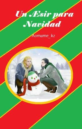 Un Æsir para Navidad by Aomame_kz