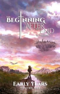 The beginning after the end (Manhwa fordítás) cover