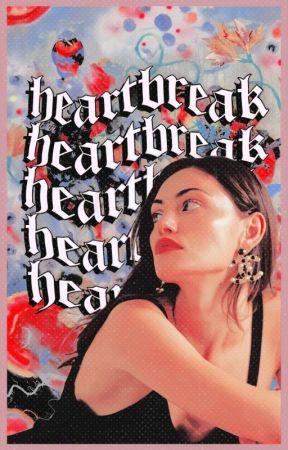 HEARTBREAK | 𝖟.𝖒. by zaynjuana