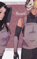Dusk Wolf & Dawn Fox (Boruto Fanfiction) by InfiniteMango