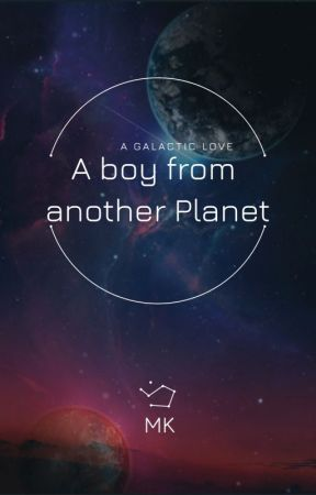 A boy from another Planet by MkgiantBaby