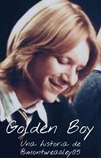 ✨GOLDEN LOVE✨ (Fred Weasley) *TERMINADA* cover