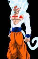 Cheated Goku by king_ghordiah