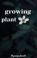 growing plant by lilyxyuh