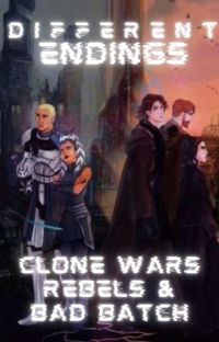 Different Endings: Clone Wars and Rebels cover