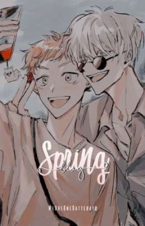 Spring | Blog by WeAreOneDattebayo