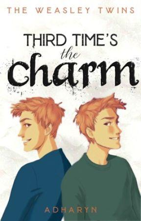 Third Time's the Charm | ᴡᴇᴀsʟᴇʏ ᴛᴡɪɴs by adharyn
