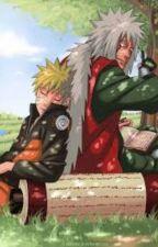 Naruto the genin of Jiraiya by maar-gai-kya