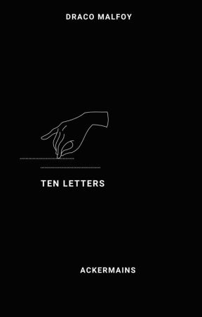 TEN LETTERS ✪ DM by ackermains