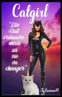 Les aventures de Cat girl  cover