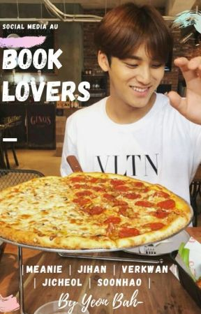 Book Lovers | MEANIE Social Media AU by YeonBah