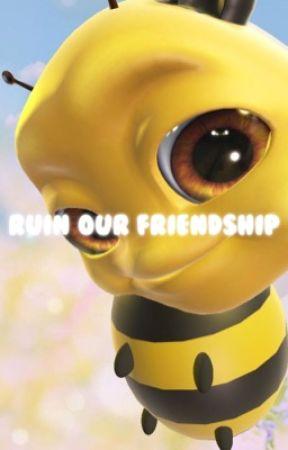 ruin our friendship . semi eita! by myhugelove