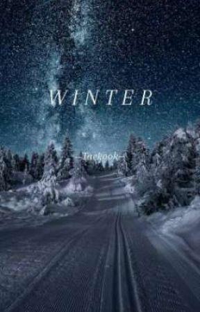 Winter   Taekook by theresiaberta