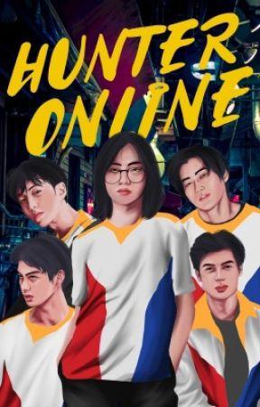 Hunter Online by Penguin20