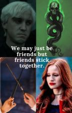 Voldemort's Daughter// We are Just Friends by dracomalfoysimp78893