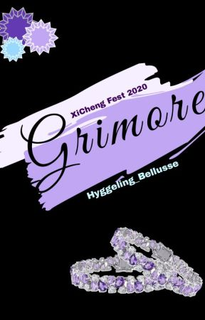 Grimore by HyggelingBellusse