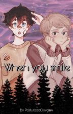When you smile // Tommy x Tubbo [Oneshot]  by PasturizedOxygen
