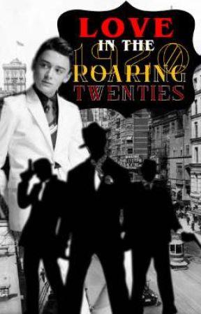 Love in the Roaring Twenties 《WILL BYERS》 by Sirius_Pads