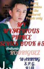 MY MYSTERIOUS PRINCE SERIES BOOK #5 ANTHONIE RODRIGUEZ  by jhorjr
