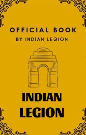 IndianLegion | Official Book 2021 by IndianLegion
