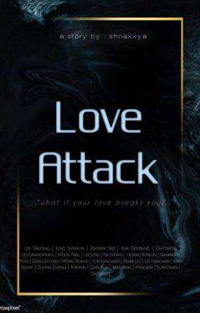 love attack | Jaeyong  by shnaxxya