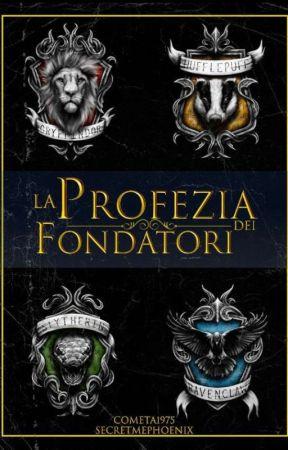 La profezia dei fondatori  by Cometa1975