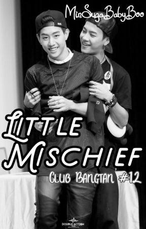 Little Mischief(CB #12)   Jackson Mark Markson   Complete by MinSugaBabyBoo
