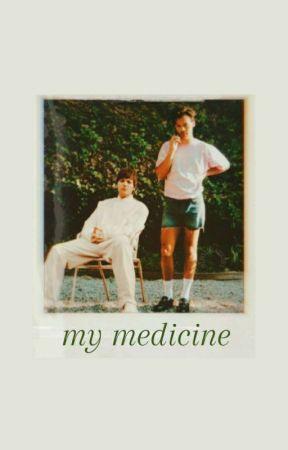 My medicine by larrybendenbilereal