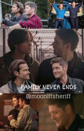 Family Never Ends by MoonlitSheriff