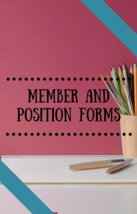 About our Club and Member Form and Positions cover