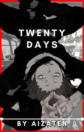Twenty Days [Satori Tendo x Reader]✔️ by Aizaten