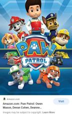 Paw patrol:The love story by pawpatrollover2008