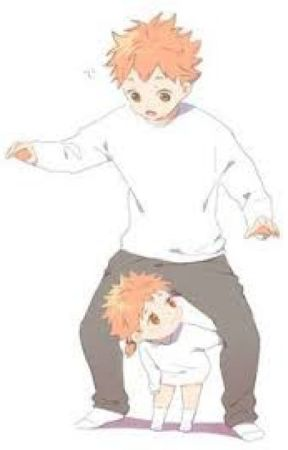 All The Little Things In Life~ An Mpreg Omegaverse Haikyuu Fanfic by KageHina3112