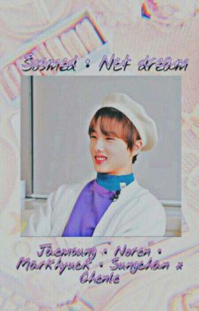 Sosmed • Nct dream ft Sungchan by jieejaemm