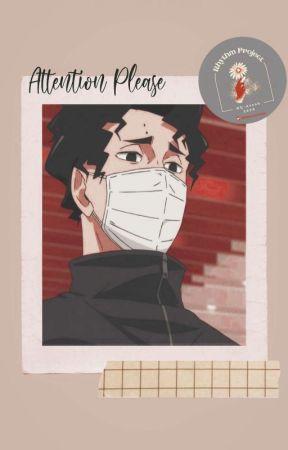 Attention Please | Sakusa Kiyoomi by Natrhl