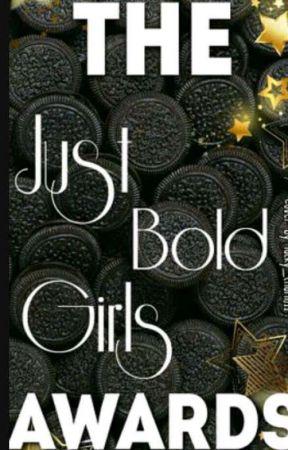 Just bold girls awards by feyinoluwa