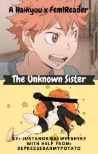 🦊The Unknown Sister🦊 {Haikyuu x Fem!Reader} by JustANormalWeebHere