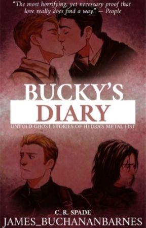 Bucky's Diary by James_BuchananBarnes