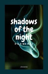 Shadows of the Night. Hogwarts. cover