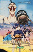 The Anime-niacs In High School (Dot Warner x Male Reader) by FoxBoy2099