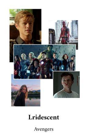 Lridescent || Avengers by aysenazbakan144