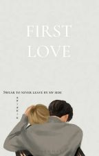 first love | jaywon by gardenssi