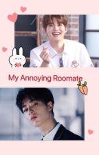 My annoying Roommate || HARUKYU by NaaHyuNiee