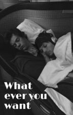 What ever you want ( Larry Stylinson ) by louisstyles028