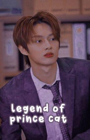 [✔️] Legend Of Prince Cat | Wen Junhui  by YEONRINZ