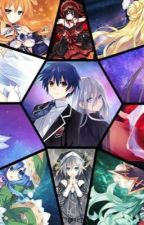 Isekaid Male Reader X Date A Live by XD0010