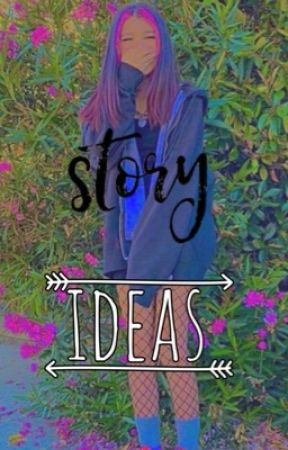 Story ideas book by shayla2phillips2